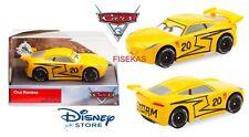 Disney Store Cars 3 Die Cast Collector Case Box Cruz Ramirez 2.0 Storm 1:43 NEW