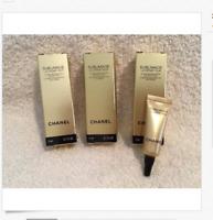 3 x Chanel Sublimage La Creme Yeux Eye Cream 3ml/0.1oz each - NEW FORMULA!