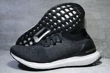 9795782cb8b Mens Adidas Ultraboost Uncaged Black Multi-Color BB4486 Grey Red Core Sz 8