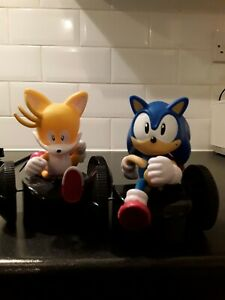 Sega Sonic And Tails Remote controlled Racers