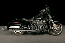 "Samson Motorcycle Exhaust True Dual Exhaust FL5-655B Milwaukee 8 33"" Cholo"