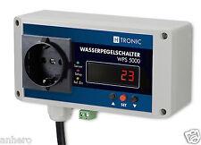 Wasserpegelschalter H-Tronic WPS 5000 In Zysterne Überwachen