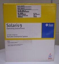 SUN Microsystems Solaris 9 9/05 Operating Environ SPARC Platform Ed  w/ Java