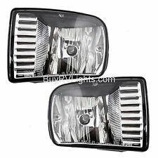 NEWMAR DUTCH STAR 2002 2003 2004 2005 FOG LIGHTS DRIVING LAMP BUMPER RV PAIR