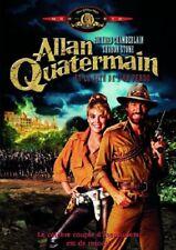 Allan Quatermain et la cité de l'or perdu DVD NEUF SOUS BLISTER