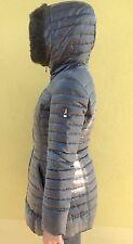 Parka Piumino donna Geospirit grigio taglia 42