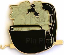RARE AUTHENTIC DISNEY Haunted Mansion Victorian Cast WDI LE 300 Pin 79340