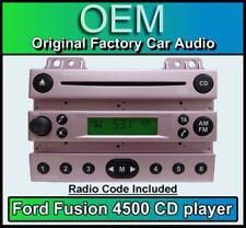 Autorradios Fusion de 4 canales para Ford