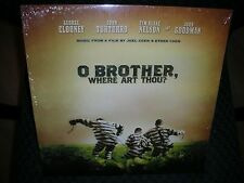 O Brother, Where Art Thou? [Original Soundtrack] **BRAND NEW 2 RECORD LP VINYL