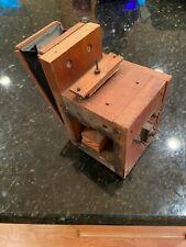 Wurlitzer Crash Cymbal action box