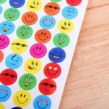 1120PCS REWARD SMILE LOVE SCHOOL TEACHER PRAISE STICKERS CHILDREN FACE ROSY