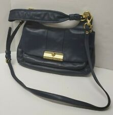 Coach Kristina Hobo Hippie w/ Flap Convertible Leather Crossbody Bag #16931