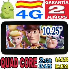 "10,25"" ANDROID MERCEDES A CLA GLA W176 (2013-2018) +4G COCHE GPS AUTORADIO NTG.x"