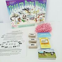 Trailer Park Wars Board Game Live The Dream 2-6 Players 13+ Gut Bustin Games