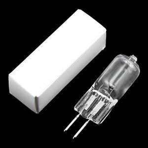 1pc GY6.35 Clear 100W Warm White 12V Halogen Bi-Pin Light Globe Lamp Downlight