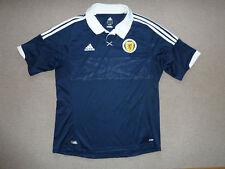 Taille: 3XL SCOTLAND Football shirt Scottish Football Adidas Jersey 2014 SFA