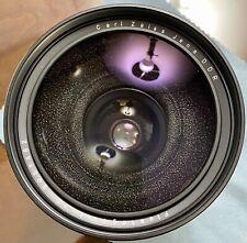 Carl Zeiss Jena Flektogon 50mm F4 Zebra Pentacon Six Medium Format Lens 4/50 TL