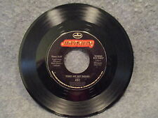 "45 RPM 7"" Record ABC Poison Arrow & Tears Are Not Enough Mercury 810 340-7"