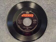 "45 RPM 7"" Record ABC Poison Arrow & Tears Are Not Enough Mercury 810 340-7"