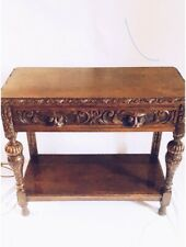 W.Walker And Sons Antique Side Table
