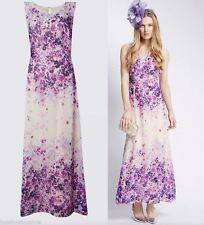 Marks and Spencer Floral Regular Size Maxi Dresses for Women