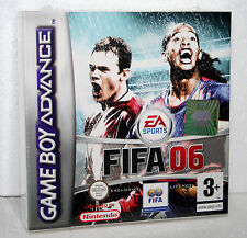 GAME BOY ADVANCE FIFA 06 EA SPORTS NUOVO SIGILLATO NEW SEALED ITALIANO