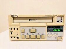 Sony Medical Video Cassette Recorder SVO-9500MD (41193,96,51136)
