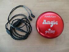 Astell & Kern Special Edition Angie Balanced Headphone Cable & Case JH Audio Red