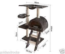NEW Cat kitten Scratching Poles Post Furniture Tree 100cm Scratch User Manual
