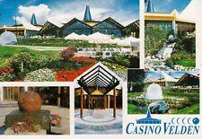 Alte Postkarte - Casino Velden