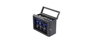 Watch Winder for Automatic Watches, Carbon Fiber MISSING KEY