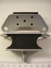 Jeu de 2 supports moteur Peugeot 204 à partir de M1969 et 304 (1er montage)