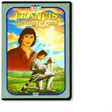 FRANCIS THE KNIGHT OF ASSISI*ANIMATED FOR KIDS-SPANISH & ENGLISH VERSIONS  DVD