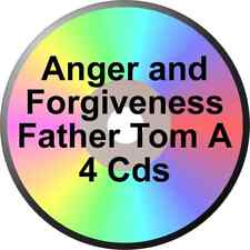 FATHER TOM A 4 CDs ANGER AND FORGIVENESS IN ALCOHOLICS ANONYMOUS ALANON PROGRAM