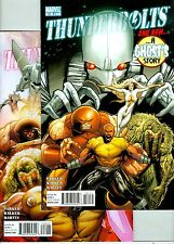 Thunderbolts #151, #152, #153, #154, #155, #156, #157, and #158 VF/NM 2011