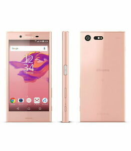 Used docomo Xperia X Compact SO-02J Pink Android Smartphone Unlocked  JAPAN F/S