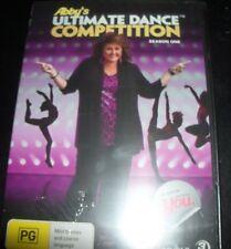Abby's Ultimate Dance Competition Season 1 (Dance Moms) (Aust Reg 4) DVD – New
