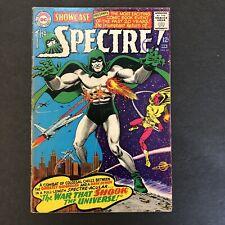 Showcase 60 1st Silver Age Spectre! 1966 DC Comics VG+