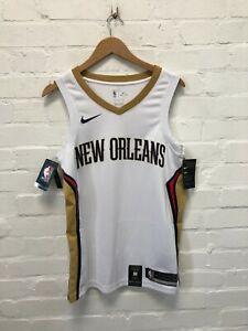 New Orleans Pelicans Jersey Nike Men's NBA Association Basketball Jersey - New