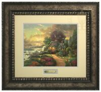 Thomas Kinkade New Day Dawning Prestige Home Collection