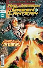 Hal Jordan et le Corps des Green Lantern #42 2016 VF/Presque comme neuf DC