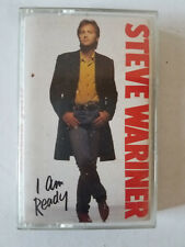 ♫ I Am Ready by Steve Wariner (Cassette, Oct-1991, Arista) VG+, Free Shipping