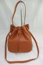 Lauren Ralph Lauren Crawley Drawstring Hobo TAN $198