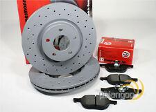 Ford Transit Connect - Zimmermann Sport Bremsen 300 mm gelocht Beläge für vorne*