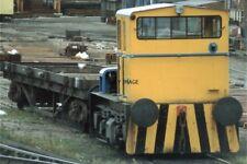 PHOTO  INDUSTRIAL SHUNTER AT SANDIACRE 1987