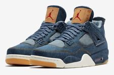 DS Nike Air Jordan 4 Retro x Levi's Sz 8 in hand Limited Edition Tier 0