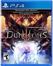 Dungeon III 3 (Sony Playstation 4, 2017)