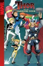 Thor and the Warriors Four (Power Pack)