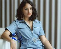 "Rhianne Barreto ""Share"" AUTOGRAPH Signed 8x10 Photo B ACOA"