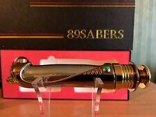 More details for 89sabers darth sidious lightsaber - proffieboard 2.2 ***read description***